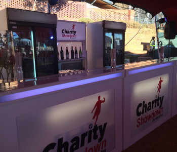 Another example of a mobile bar done by Drake Events