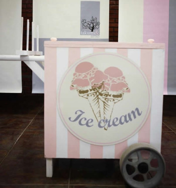 We have Ice Cream attendants for hire.