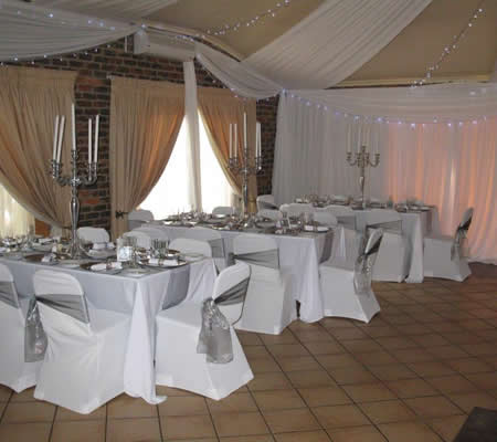 Drake Events - We specialise in Wedding Decor for Gauteng and Johannesburg