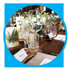 Event decor services for parties, functions, weddings. In Johannesburg, Pretoria - Gauteng.
