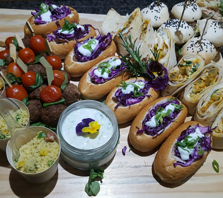 Drake Events - Catering Services
