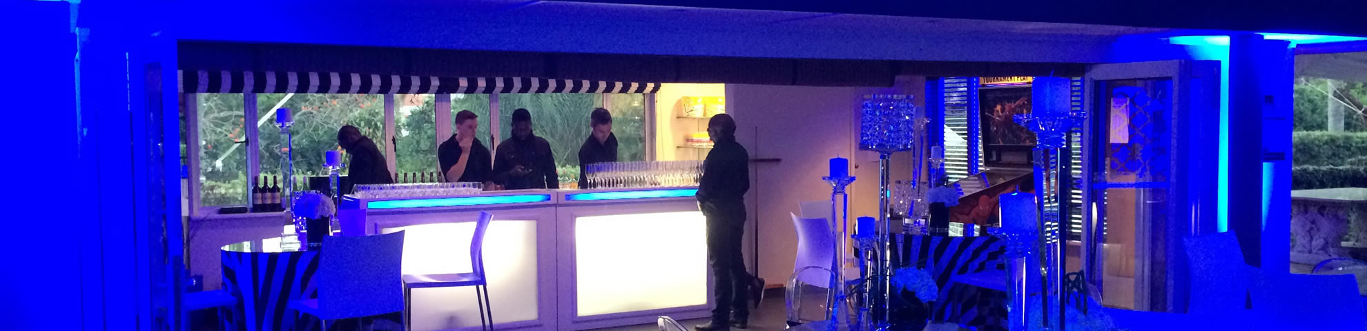Mobile bar services in Gauteng - Drake Events.
