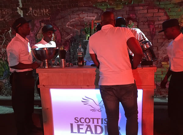 We offer bar services from small to large events in Gauteng.