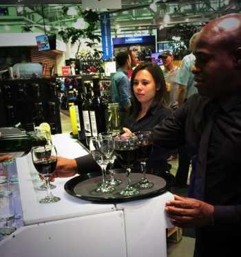 Bar staff at corporate event by Drake Events - Johannesburg