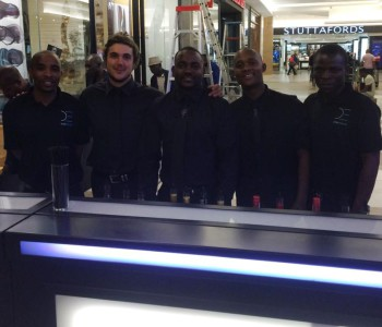 Drake Events - Professional staff with great personalities and great smiles! For events in Gauteng contact us.