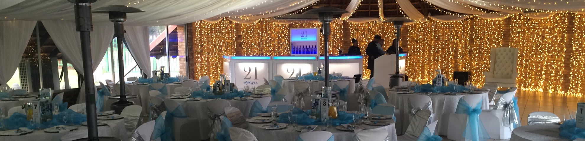 Drake Events best mobile bar service provider in Gauteng.
