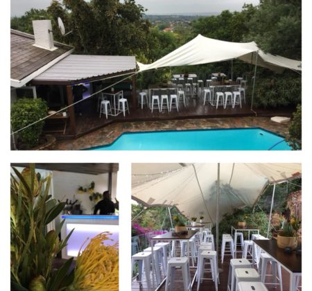 Even when it rains in Gauteng we have you covered!